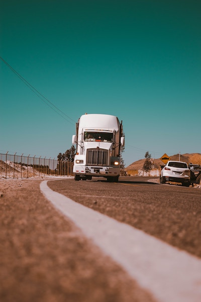 truck accidents, liability in truck accidents